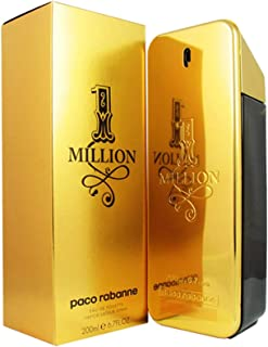 1 Million by Paco Rabanne for Men - 6.7 Ounce EDT Spray