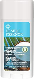 Desert Essence - Tropical Breeze Deodorant   75ml