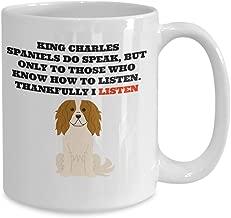 Cavalier King Charles Spaniel Mom Coffee Mug