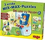 HABA 301649 Puzzle 7 pc(s) - Rompecabezas (Boy/Girl, 2 yr(s), Cardboard, 620 g, 7 pc(s))