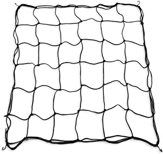 KKMING Net Trellis for Grow Tents, Fits 4x4 and More Size, Includes 4 Steel Hooks, 36 Growing Spaces- 1 Piece