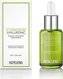 HUYGENS Le Concentré Hyaluronique - Hyaluron Concentraat - Biologisch Revitaliserend Dagserum met Hyaluronzuur – Natuurlij...