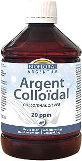 Biofloral   Argent Colloïdal 20 ppm   500 ml