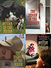 Lynne Reid Banks: Return of the Indian, Secret of the Indian, Mystery of the Cupboard, Indian in the Cupboard