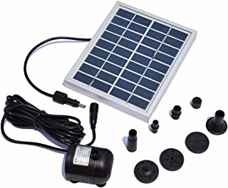 Best quality solar fountains Reviews