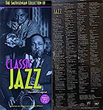 The Smithsonian Collection Of Classic Jazz [5 CD BOX SET]