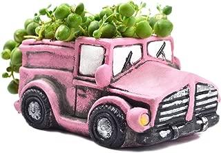 ceramic truck planter