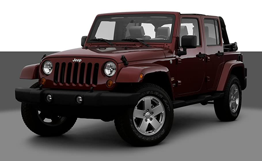 Amazoncom 2007 Jeep Wrangler Reviews Images And Specs Vehicles