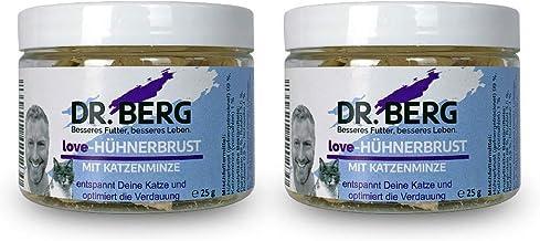 Dr. Berg Love-HÜHNERBRUST mit Katzenminze: getreidefreies &