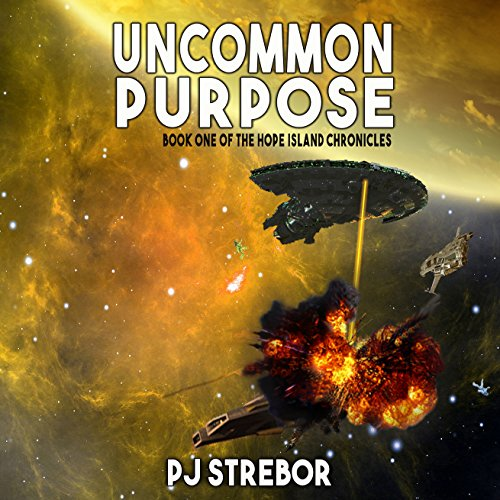 Uncommon Purpose audiobook cover art