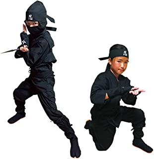 ninja uniform black