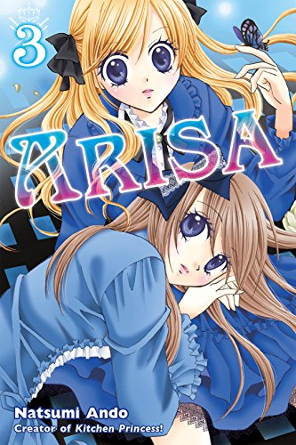 Arisa Vol. 3 (English Edition)