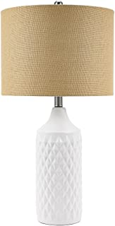 Best distressed white lamp Reviews