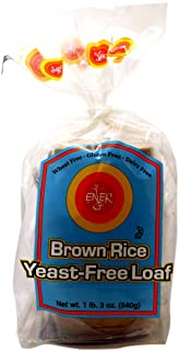 Ener-G Foods Yeast-Free Brown Rice Loaf, 19-Ounce Packages (Pack of 6)