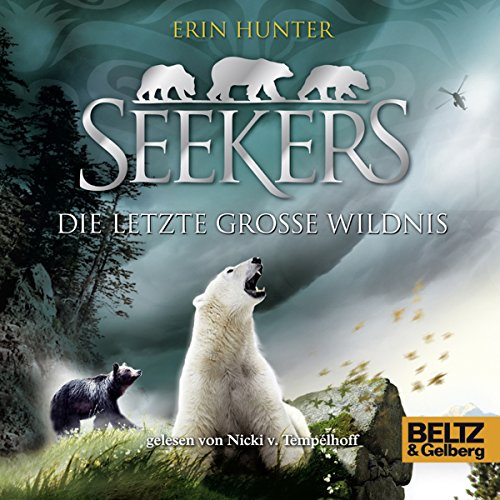 Die Letzte Große Wildnis audiobook cover art