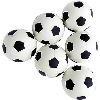 Gespout Balones de Fútbol Plásticos Juguetes Elasticidad ...