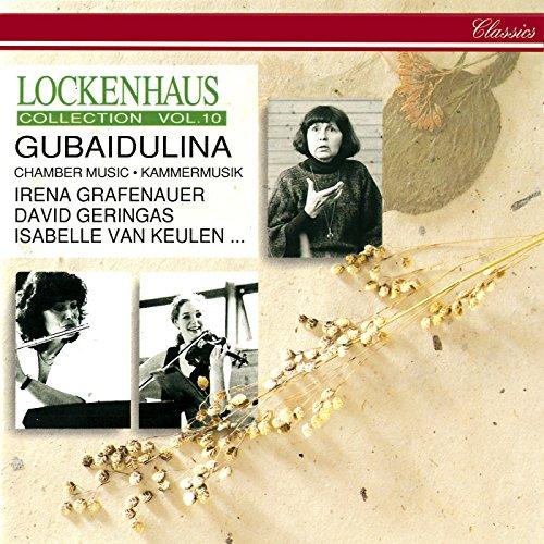 Gubaidulina: String Trio - 3.