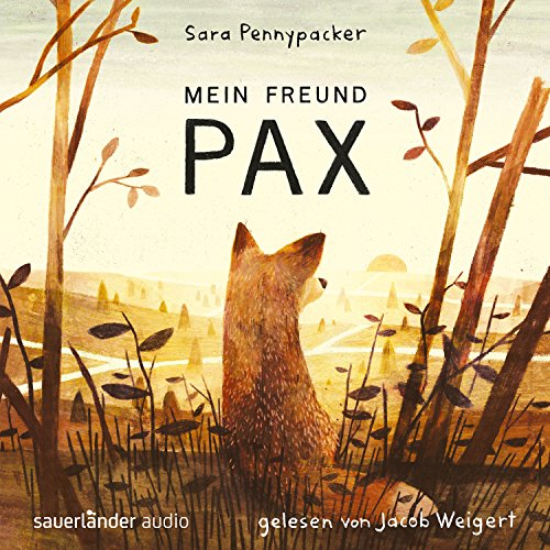 Mein Freund Pax audiobook cover art