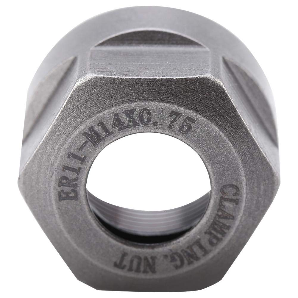 Collet Opening large release sale Clamping Nut Fixed price for sale Chuck Holder ER11 Clampin Type Solid