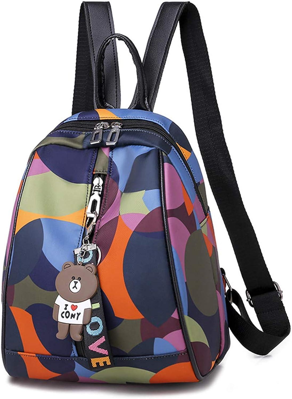 Fashion Shoulder Bag Rucksack Women's Girls Ladies AntiTheft Backpack Travel Bag,28  22  15cm
