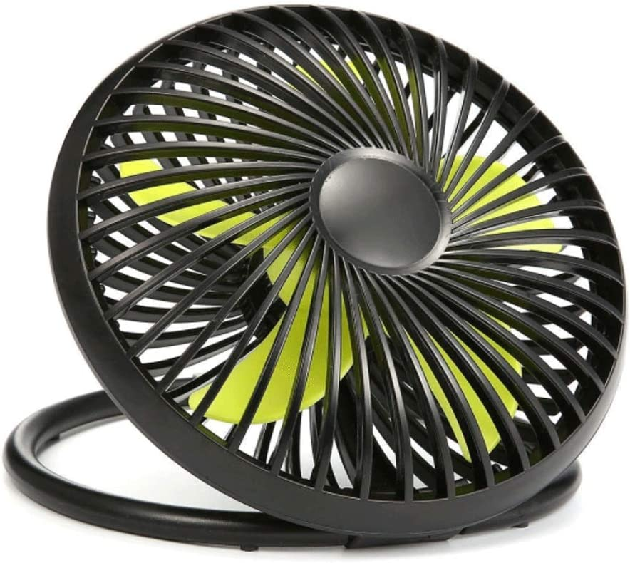 ZXCVBN Home Outdoor Oakland Mall 6 Inch Portable Persona Desk Fan Powered USB Very popular