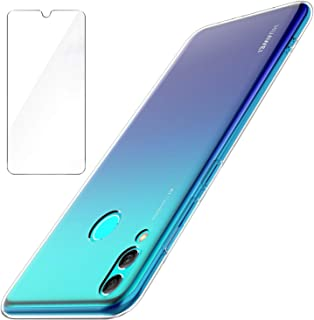 Housse Etui Coque Portefeuille Support Vidéo Cuir Pu Noir And To Have A Long Life. Sporting Huawei P Smart 2018 Cases, Covers & Skins Cell Phone Accessories