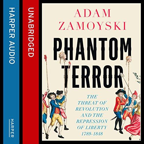 Phantom Terror cover art
