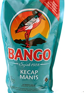 Kecap Manis (Sweet Soy Sauce Refill) - 600ml (Pack of 3)