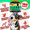 Dog Allergy Chews for Itchy Skin and Hot Spots - Seasonal, Food, Skin Allergy Relief Immune Supplement for Dogs with Omega, Apple Cider Vinegar, Probiotics - Effective Itch Relief for Dogs #1