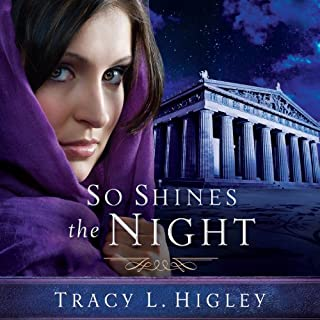So Shines the Night audiobook cover art