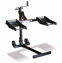 MoJack EZ – Residential Riding Lawn Mower Lift, 300lb Lifting Capacity, Fits Most..