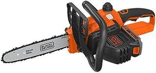 ブラックアンドデッカー コードレスチェーンソー 18V2.0Ah 250mm GKC1825L2