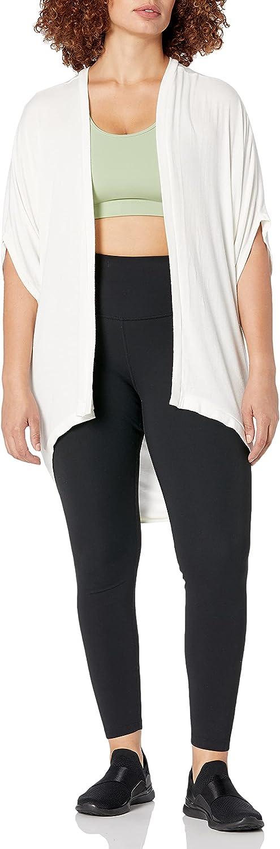 Danskin Women's Oversized Cocoon Cardigan