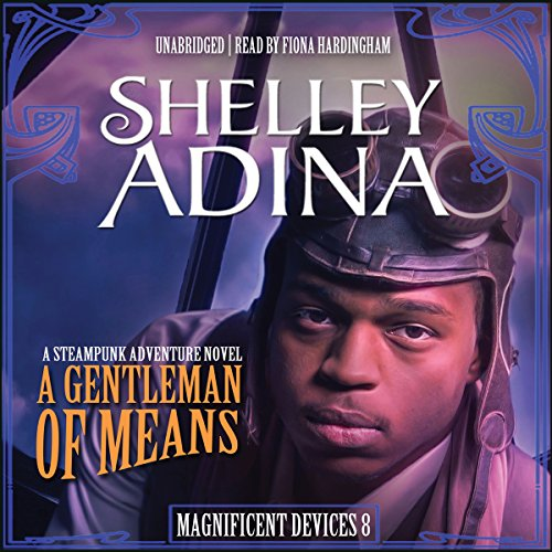 A Gentleman of Means audiobook cover art