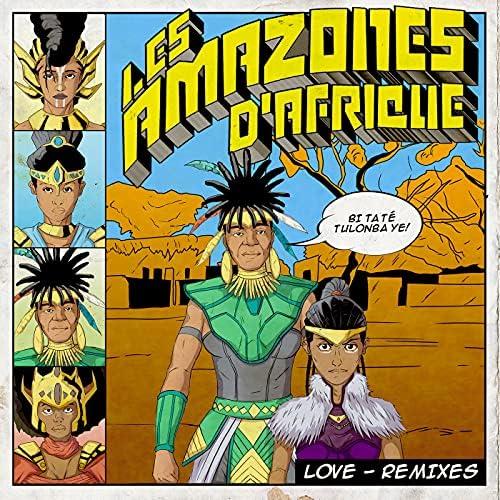 Les Amazones d'Afrique