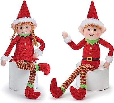 burton+BURTON Plush Christmas Elf (Boy & Girl)
