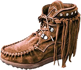 Best vintage tassel boots Reviews