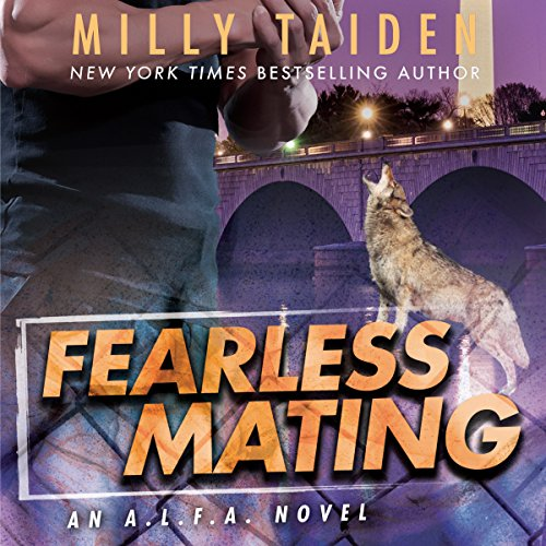 Fearless Mating audiobook cover art