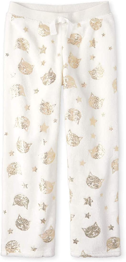 The Children's Place Girls' Printed Pajama Pants