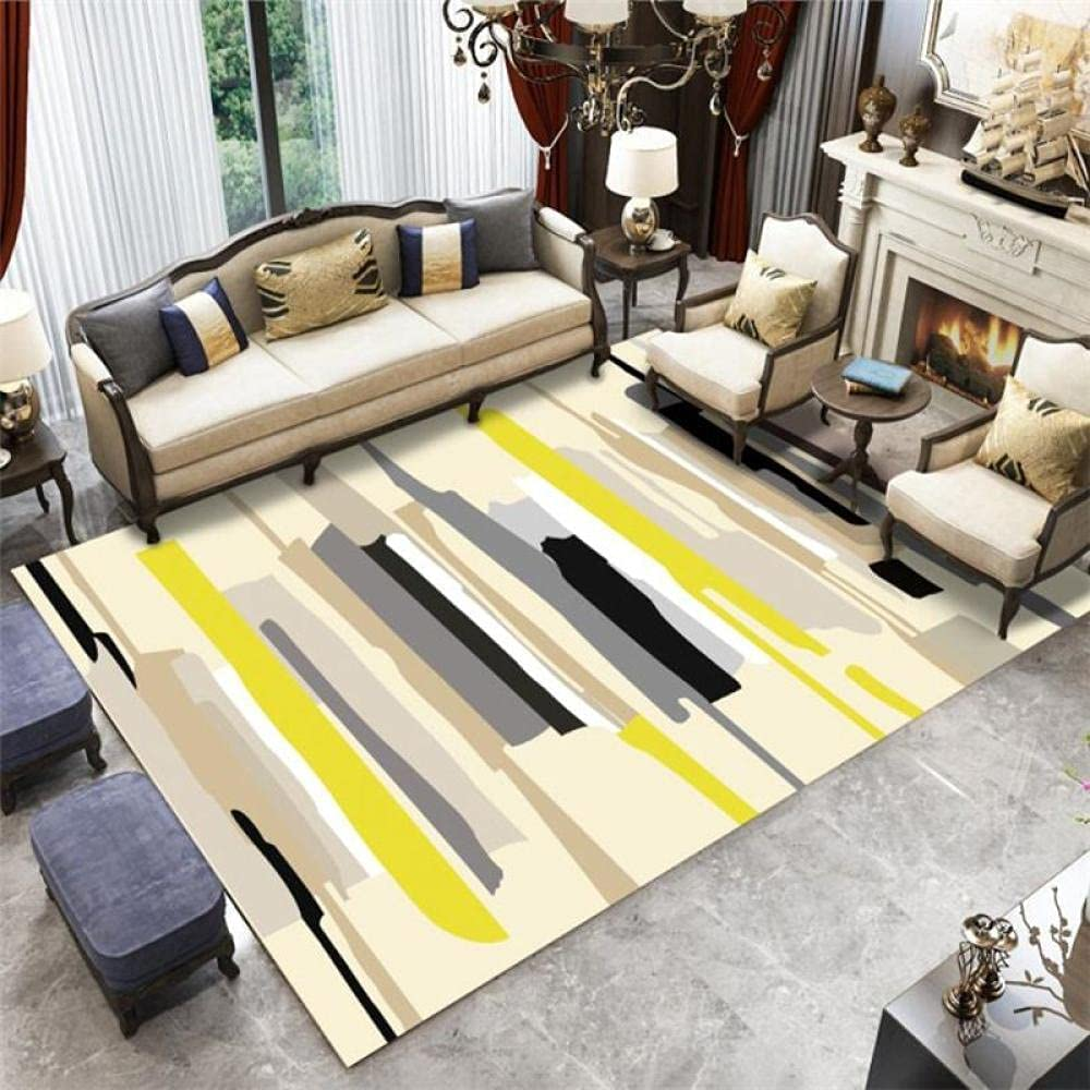 Manufacturer regenerated product ZZGHP Area Rugs European-Style Rectangular Carpet Be Room Living latest