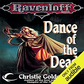 Dance of the Dead audiobook cover art