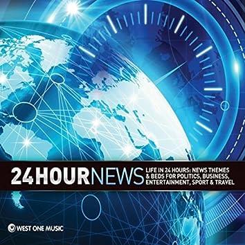 24 Hour News (Original Soundtrack)