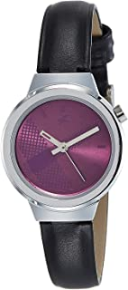 Fastrack Casual Watch for Women, Leather - 6149SL01