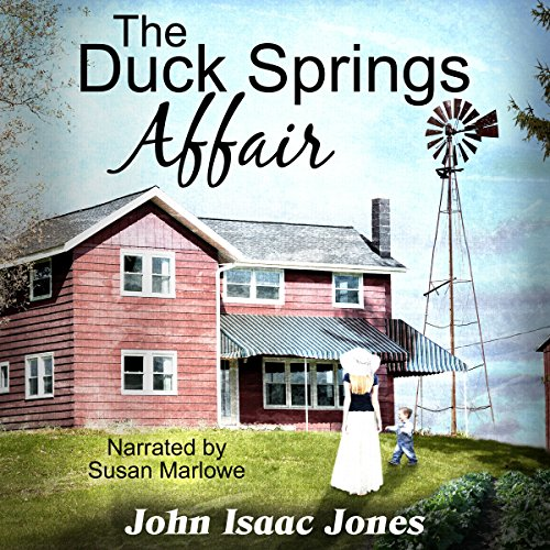 The Duck Springs Affair audiobook cover art