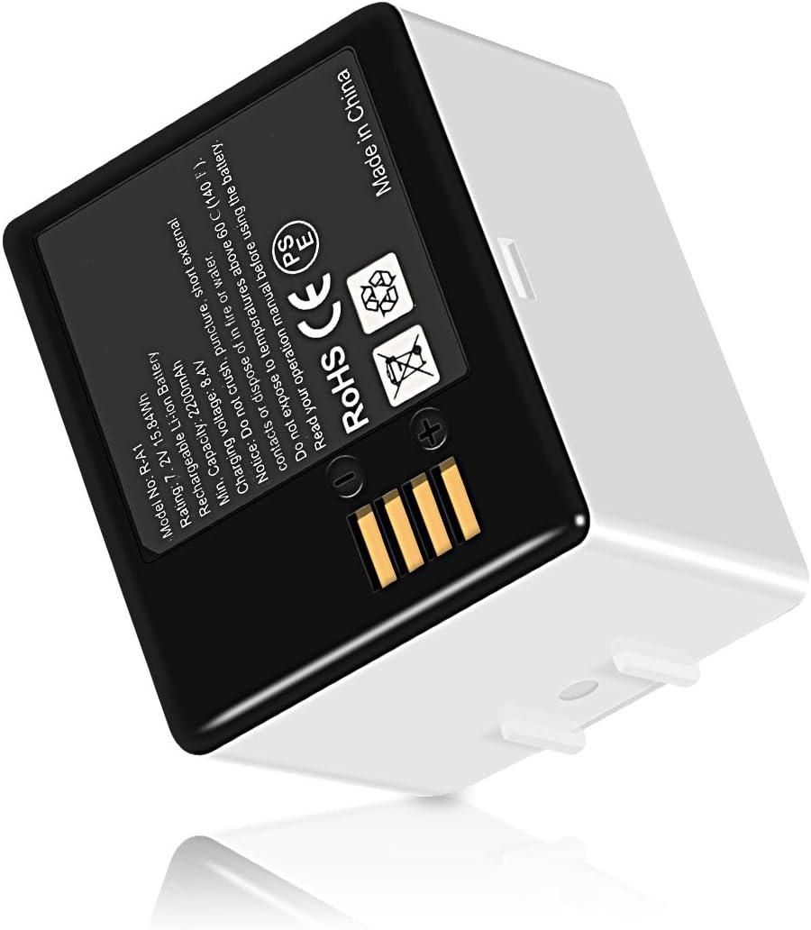 millenniumpaintingfl.com LiBatter 7.2v Rechargeable Batteries 2 ...