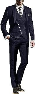 Best dark navy blue suit Reviews