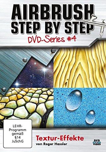 Airbrush Step by Step DVD-Series #4: Textur-Effekte