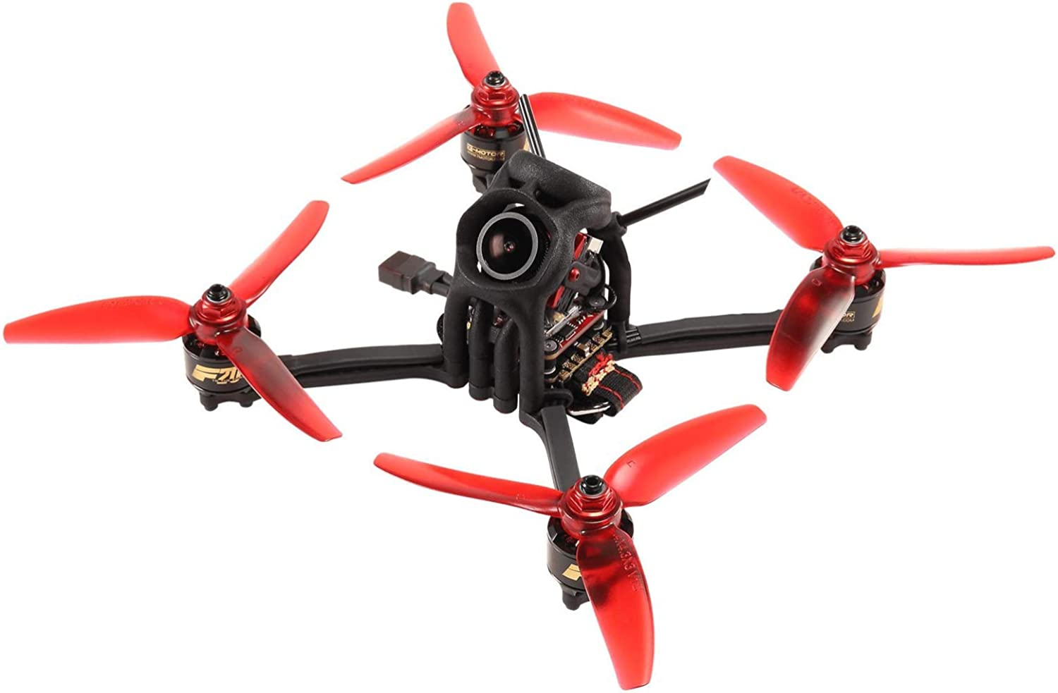 DRONE ART ISO Kit, Nodal Isolation (ISO) System, Small, Light, Strong, Including Carbon Fiber Frame, POD Set, Fastener Set, Lipo Pads, Battery Strap