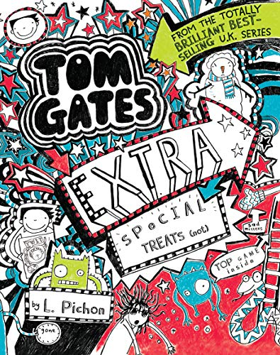 Image of Tom Gates: Extra Special Treats (Not)