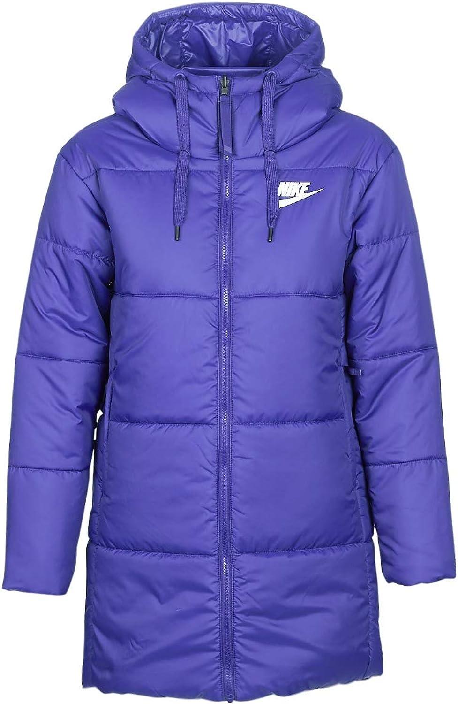 Nike Long Sport Coats Women Multicolour Duffel Coats